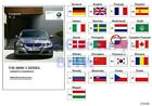 BMW Genuine E91 W/O Idrive Owner'S Manual E90 En Us. Mj 2007 E90 E91