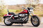 2010 Harley-Davidson Dyna  2010 Harley-Davidson Dyna Fatbob Fat Bob FXDF MINT CONDITION w/ Extras 96