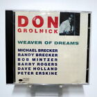 Don Grolnick - Weaver of Dreams Canada Import CD Sealed