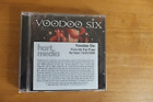 VOODOO SIX-FIRST HIT FOR FREE-PINNACLE RECORDS-VD6CD002-2008