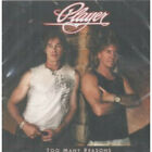 PLAYER (LATE 70'S GROUP) Too Many Reasons CD 14 Track (frcd589) EUROPE Frontie