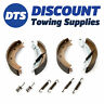 Knott Avonride Style 200 x 50 Auto Reverse Trailer Brake Shoes Wessex