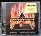 STRYPER 7 Weeks: Live in America, 2003 CD NEW Sealed RARE