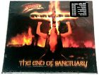 SINNER - The End Of Sanctuary (2000 German Digipak CD Nuclear Bast NB 471-2) new
