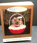 1994 Forest Frolics Hallmark Keepsake Magic Ornament Roly Poly Collectors T89