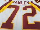Your Size Washington Redskins Custom Football Jersey Your Name