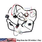 Complete Electric Wire Harness Wiring For 150 200cc 250cc LiFan Engine ATV QUAD