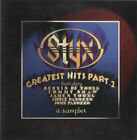 Styx Greatest Hits Part 2 USA CD single (CD5 / 5