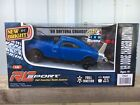 New Bright RC Sport Car Radio Control 69 Daytona Dodge Charger 1:24 Scale Blue
