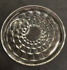 Vintage Indiana Glass Clear Colony Whitehall Pattern Snack Set Plate REPLACEMENT