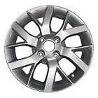 62709 Refinished Nissan Versa 2014 2015 15 inch Wheel Rim OE Silver Painted