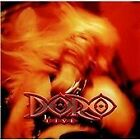 Doro - Live ( CD 2013 ) NEW / SEALED