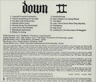 Down II: A Bustle In Your Hedgerow Down CD album (CDLP) USA promo 2A-62745