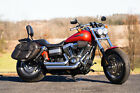 2011 Harley-Davidson Dyna  2011 Harley-Davidson Dyna Fatbob Fat Bob FXDF Only 9,523 Miles! 96