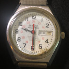 Vintage Bulova Accutron Railroad Approved Men's Watch Runs Quartz