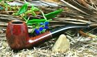 SAVINELLI 627 OSCAR DRY Briar Pipe - Bent Egg with a Gorgeous Profile