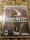 Call of Duty 4: Modern Warfare Sony PlayStation 3 PS3 Video Game