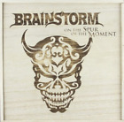 Brainstorm - On The Spur Of The Moment (UK IMPORT) CD NEW