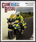 BMW R1200RT British Motor Police Motorcycle / Mororbike Stamp
