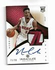 2012-13 Panini Immaculate Basketball Rookie Autograph Patch Gallery, Guide 78