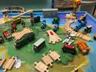 Track Trains Tunnel Bridge & more! - THOMAS & FRIENDS TRAIN RAILWAY WOOD
