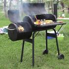 Refurbished Grill Charcoal Barbecue Outdoor Pit Patio Backyard Home Meat Cooker