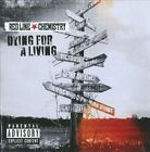 Audio CD: Dying For A Living, Red Line Chemistry. Good Cond. . 856787002023