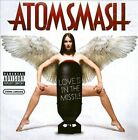 Audio CD: Love Is In The Missile (Explicit), Atom Smash. Good Cond. . 8869766576