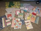 VINTAGE THE PLANNER SOCIETY KIT PAPER STICKERS DIVIDERS