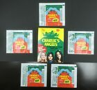 Topps Charlie's Angels Series 4 Trading Cards 1977 Empty Box 5 Wrappers Vintage