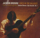 Jackson Browne Lives In The Balance CD single (CD5 / 5
