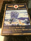 Wings of Texaco Texaco's First Plane 1927 Ford Tri-Motored Monoplane 7th Series