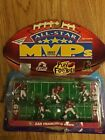 🔴1997 SAN FRANCISCO 49ERS MVP's Poseable-Action Figures ALL-STAR Edition NFL A2
