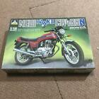 Aoshima NEW HAWK III CB400N 1/12 Model Kit Vintage #11258