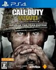 USE PS4 Call of Duty World War II 2 Game of the Year Edition JAPAN PlayStation 4
