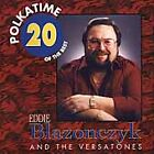 Audio CD: Polka Time: 20 of the Best, Blazonczyk, Eddie. Acceptable Cond. . 7095