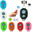R SIM Bluetooth Smart Universal Selfie Artifact Wireless Remote For iOS Android