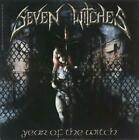 Seven Witches Year Of The Witch German CD album (CDLP) promo N03862