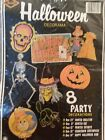 Vintage beistle halloween decorations 8 pieces of Decorations