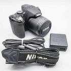Nikon COOLPIX P530 - 16MP & 42X Nikkor Zoom - Tested/100% - Mint