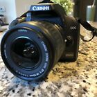 Canon EOS 1000D UK Model W Power Adapter For Battery Charger