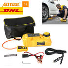 Autool 5ton 6ton 12v Electric Hydraulic Jackselectric Impact Wrench Repair Tool