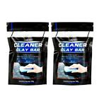 24pcs Car Wash Magic Clean Clay Bar Vehicle Truck Auto Detailing Cleaning Kit