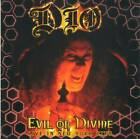 DIO - EVIL OR DIVINE: LIVE IN NEW YORK CITY (2003) Ronnie James CD Jewel+GIFT