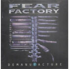 FEAR FACTORY Demanufacture CD 11 Track (rr89562) EUROPE Roadrunner 1995