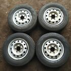 16 HYUNDAI iLOAD i800 SET OF WHEELS WITH HANKOOK WINTER TYRES