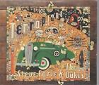 STEVE EARLE AND THE DUKES Terraplane CD/DVD USA New West 2015 2 Disc Set In