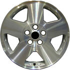 07033 Refinished Saturn Vue 2004 2007 17 inch Wheel Rim OEM
