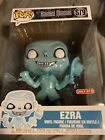 """Funko Pop Disney Haunted Mansion EZRA 10"""" FIGURE Target Exclusive SOLD OUT"""