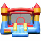 Inflatable Bounce House Castle Jumper Moonwalk Playhouse Slide Without Blower